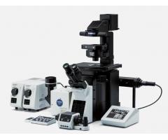 奥林巴斯IX83倒置显微镜